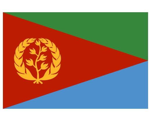 Eastern Africa Journalists Network EAJN flag of Eritrea