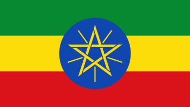 Eastern Africa Journalists Network EAJN flag of Ethiopia