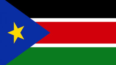Eastern Africa Journalists Network EAJN flag of South Sudan