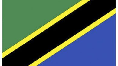Eastern Africa Journalists Network EAJN flag of Tanzania