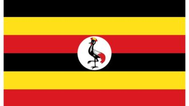 Eastern Africa Journalists Network EAJN flag of Uganda